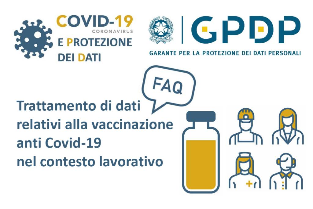 Vaccino Covid e privacy
